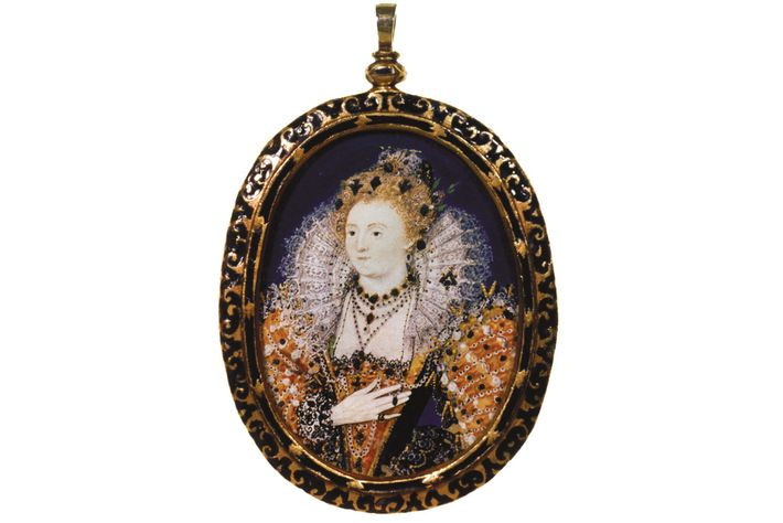 Elizabeth I, the only surviving child of Henry VIII and Anne Boleyn, became Queen of England ...