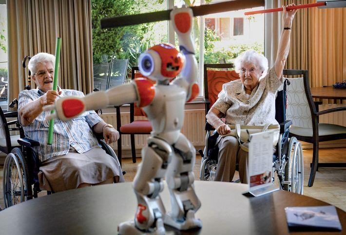 Robotic Support