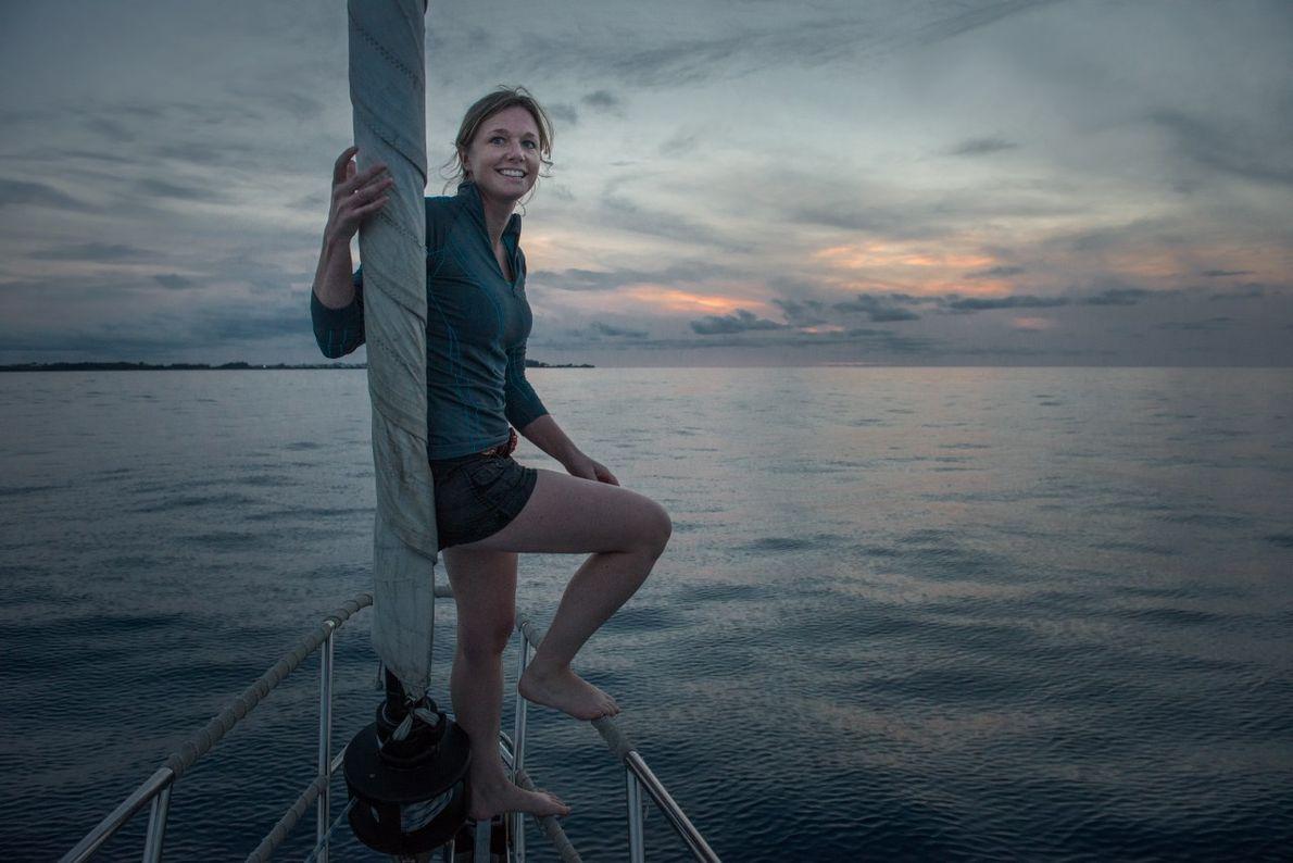 Women of Impact: Emily Penn, sailor and environmentalist