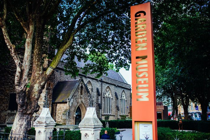 Housed in a converted medieval church and a sleek modern extension, The Garden Museum celebrates all there ...