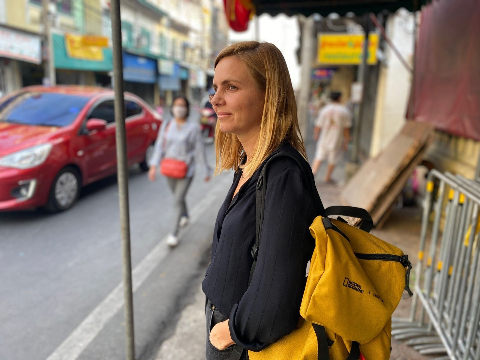"""Mariana Van Zeller in Thailand. """"No matter how far into the fringes of our society that ..."""