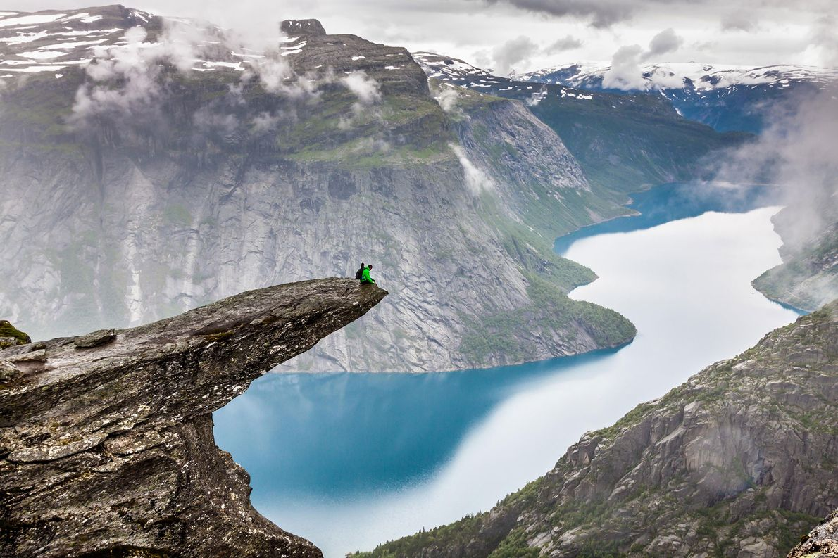 See the World's Most Epic Day Hikes