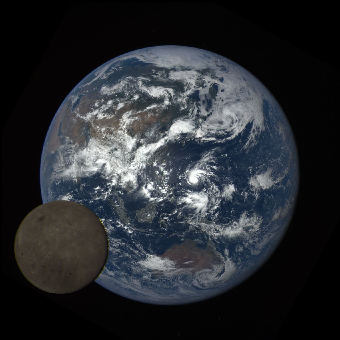 The Deep Space Climate Observatory, or DSCOVR, launched in February 2015 with a mission to monitor ...