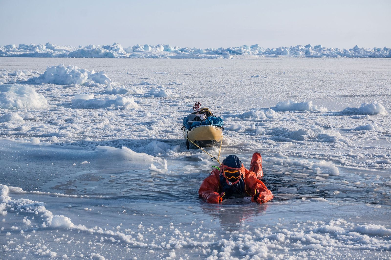 Are North Pole Expeditions a Thing of the Past?