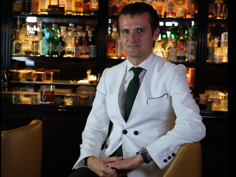 Raising the bar: Erik Lorincz on London's nightlife, mixing new flavours and his edgy Mayfair bar, ...