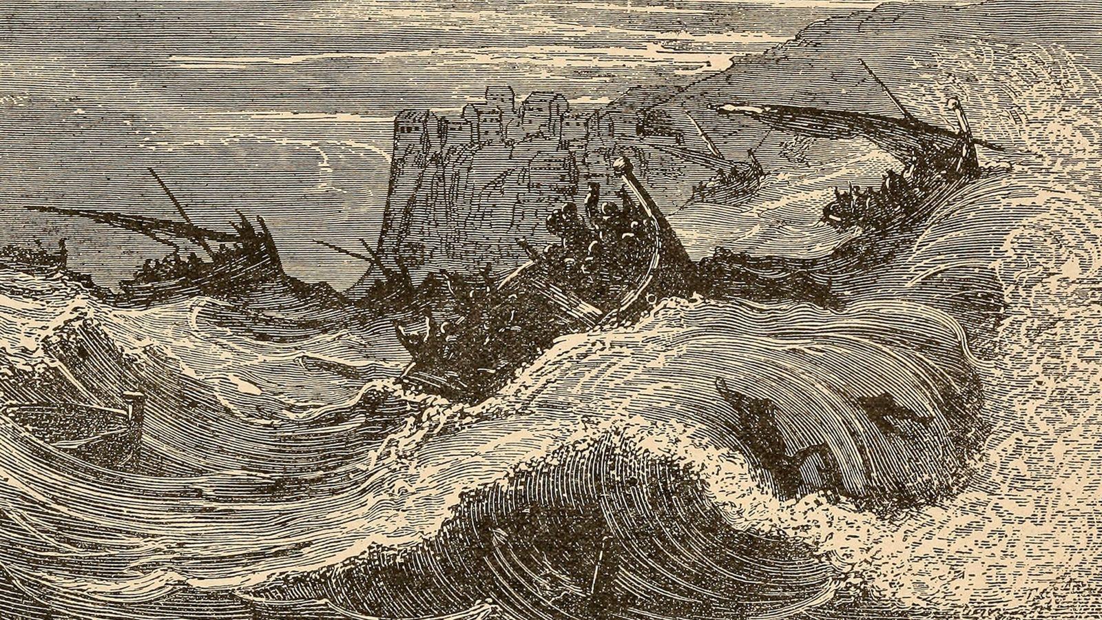 Earthquake 1861