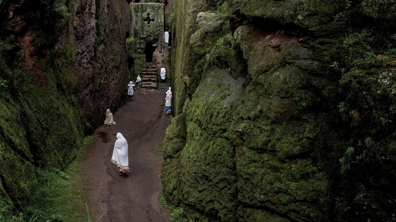 The highlands of northern Ethiopia are renowned for its magnificent early Christian churches carved out of ...