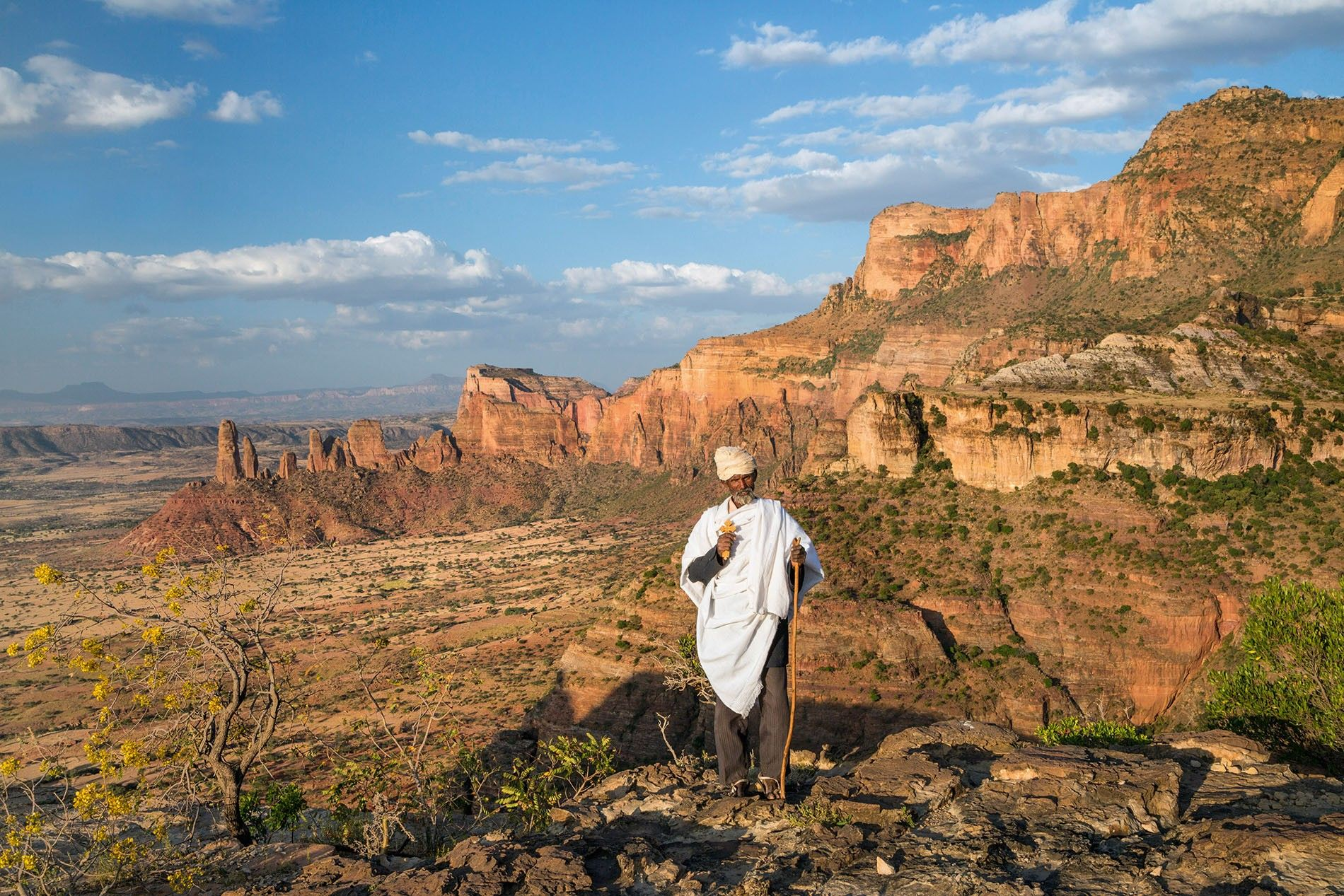 Photo story: a testament to faith and devotion in Ethiopia's rock churches
