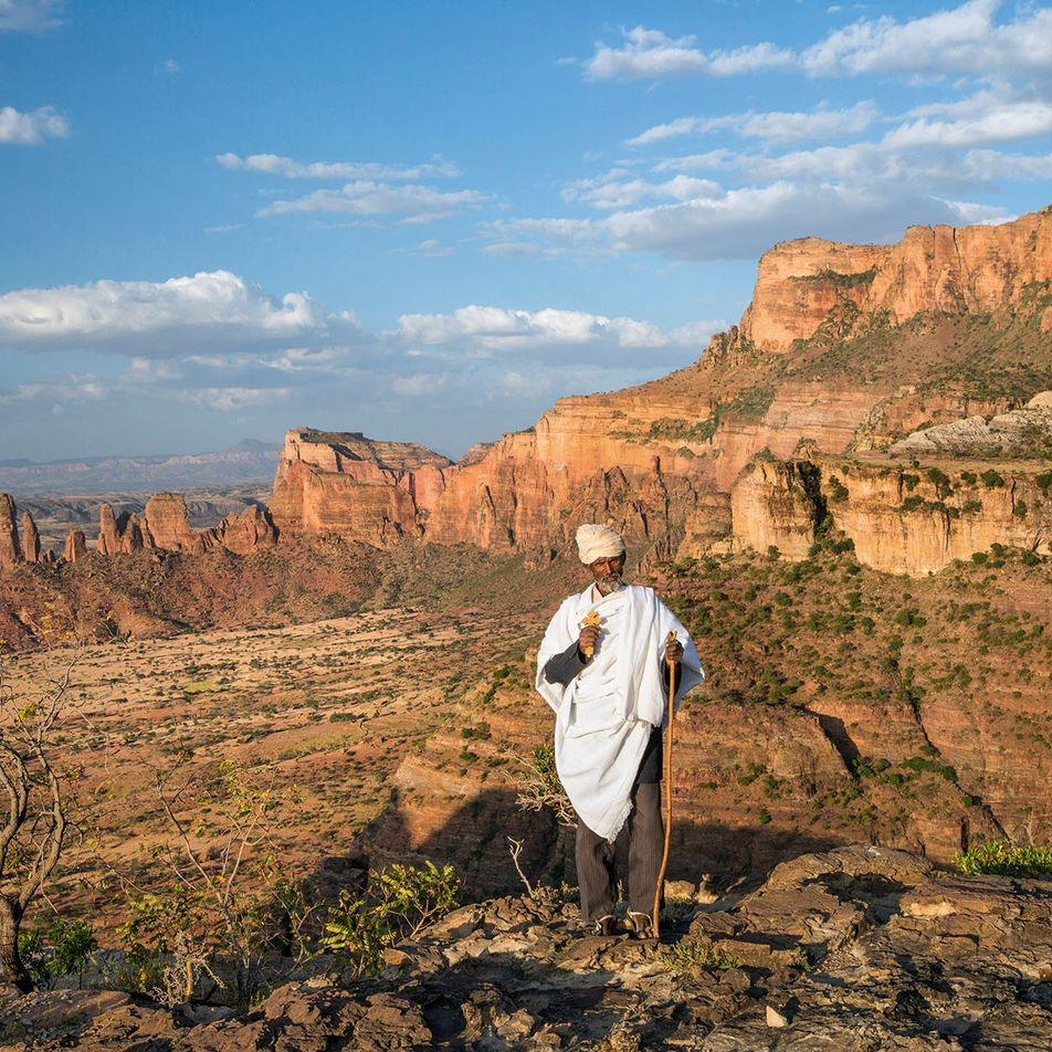 Photo gallery: a testament to faith and devotion in Ethiopia's rock churches