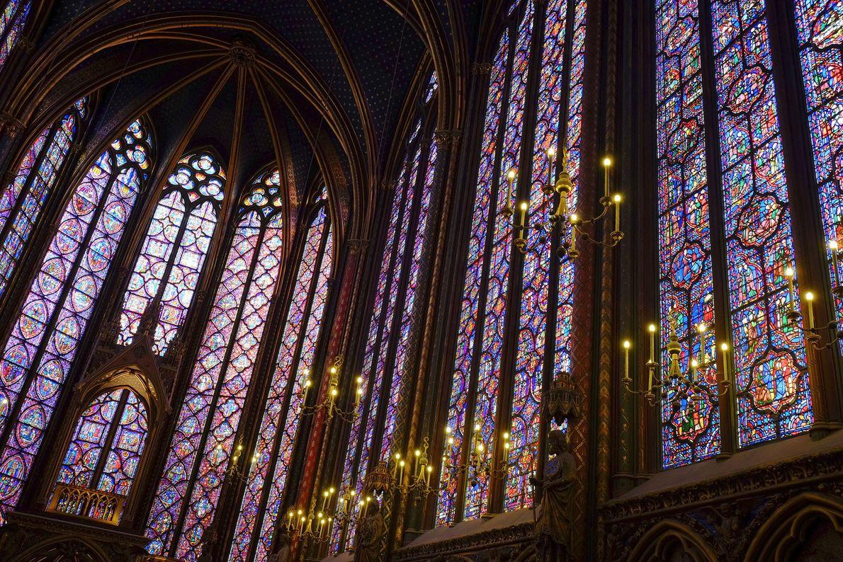 Sainte-Chapelle, France
