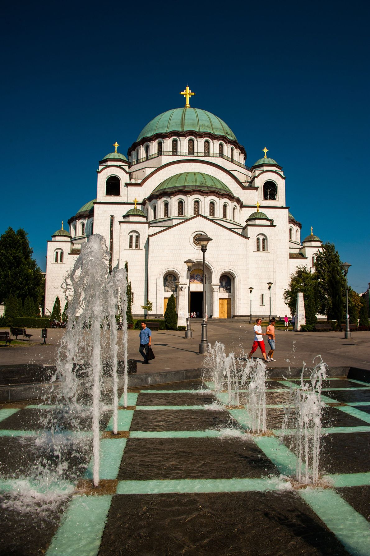 Church of Saint Sava, Serbia