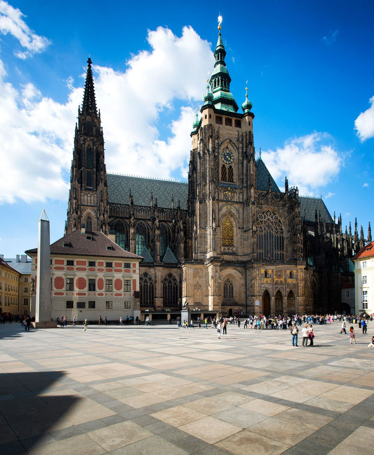 St. Vitus Cathedral, Czech Republic