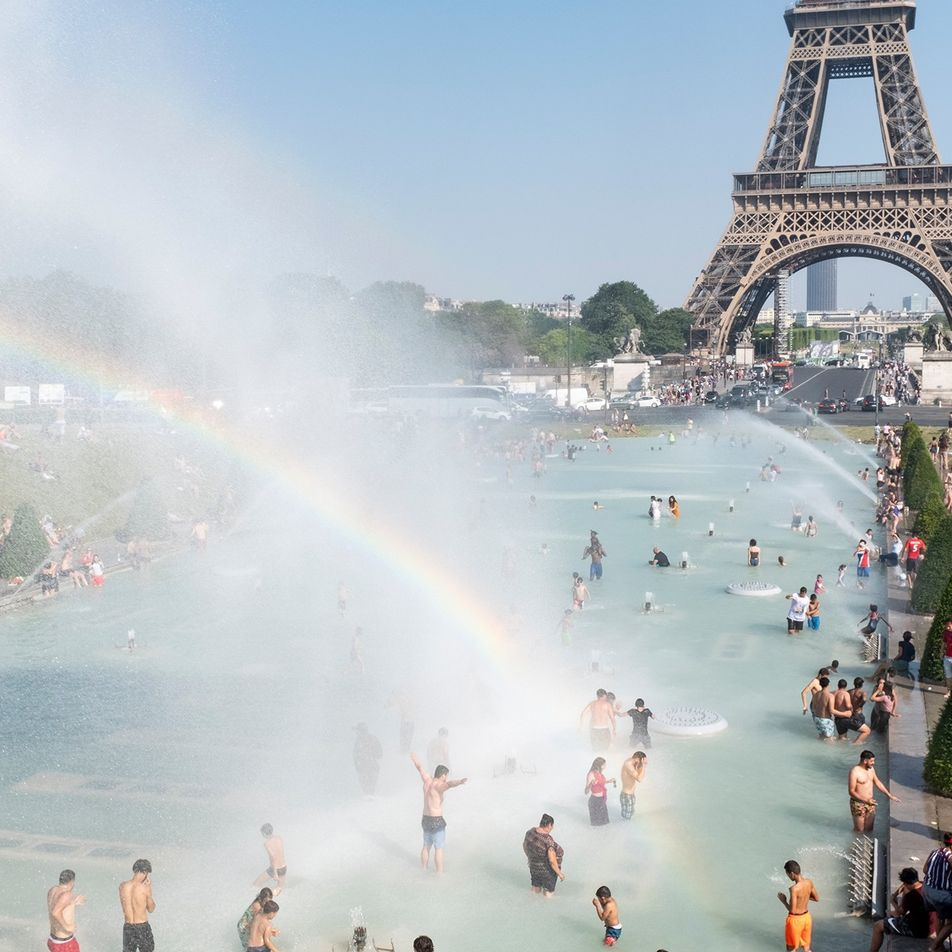 Europe has had five 500-year summers in 15 years. And now this