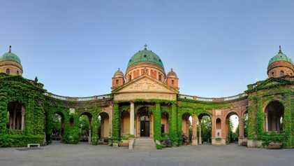 Visit Europe's Most Beautiful Cemeteries