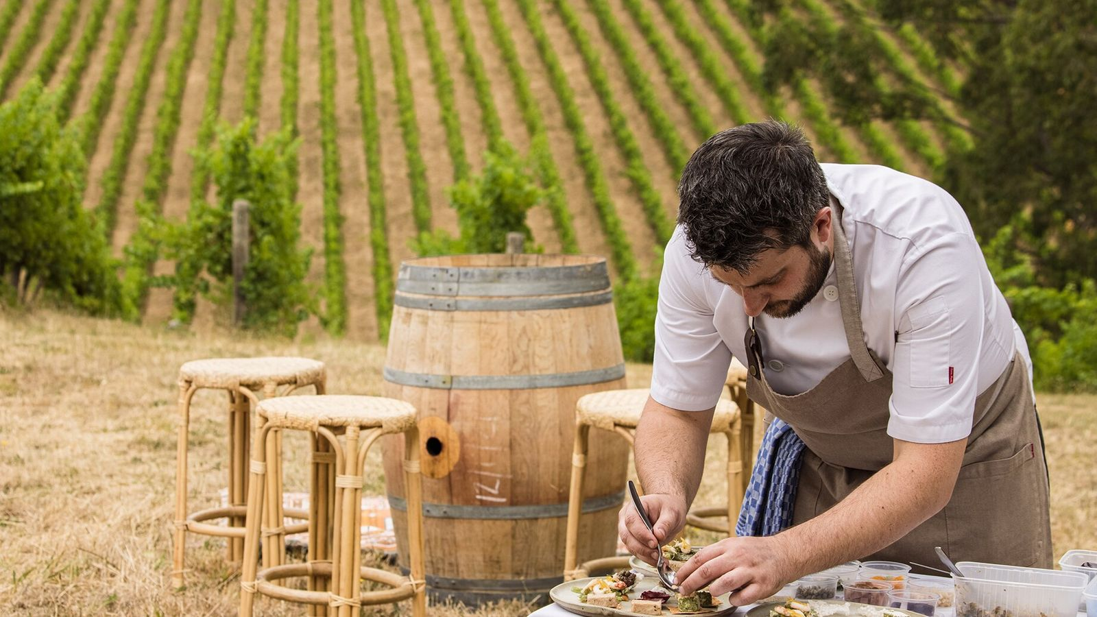 Discover what makes the vineyard city of Adelaide and surrounding wine regions so special at a ...