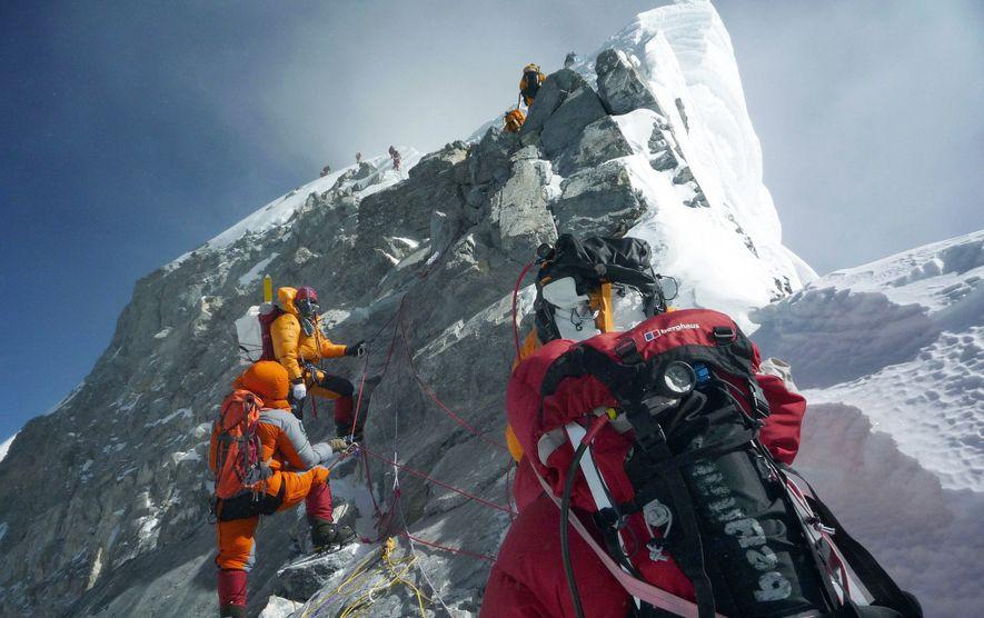 Climbing Mount Everest, explained