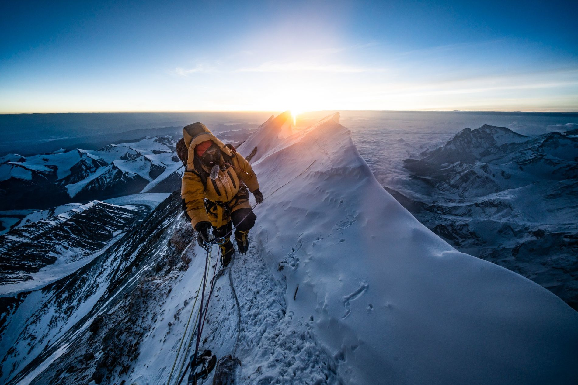 China and Nepal have cancelled the upcoming climbing season for both sides of Mount Everest. It ...
