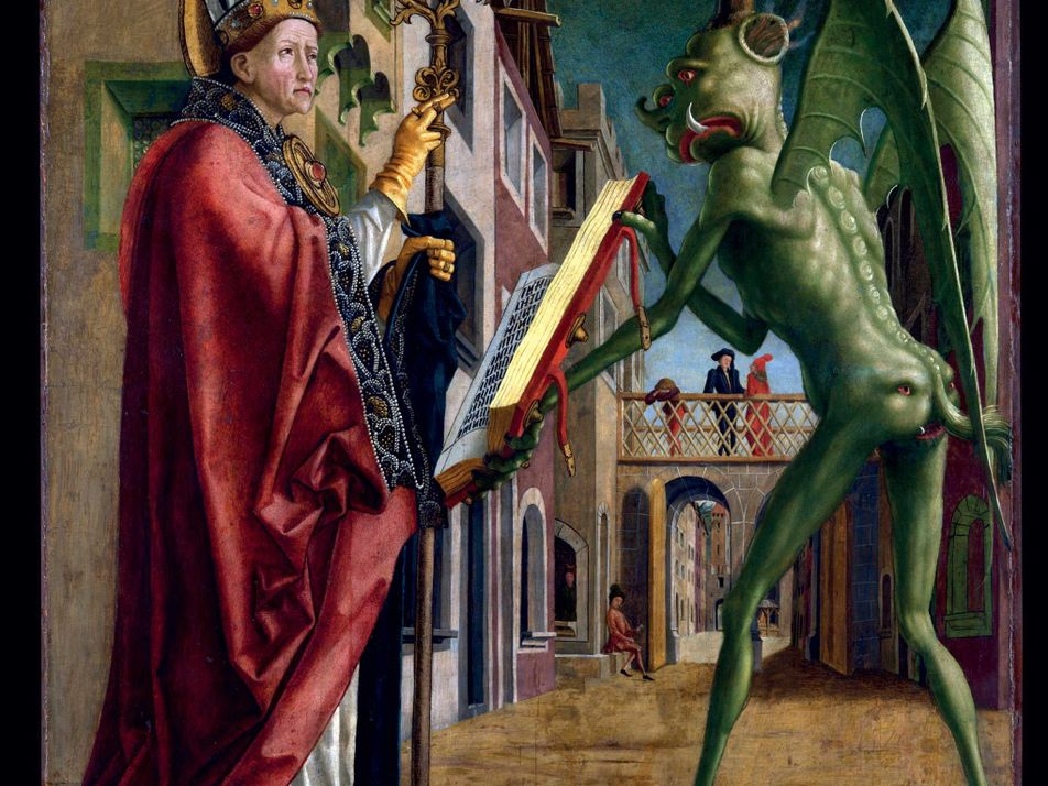 Horns, Hooves and Hell: The Devil in Medieval Times