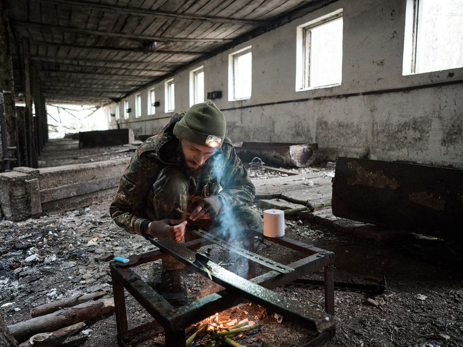 See Photos Taken on Illegal Visits to Chernobyl's Dead Zone