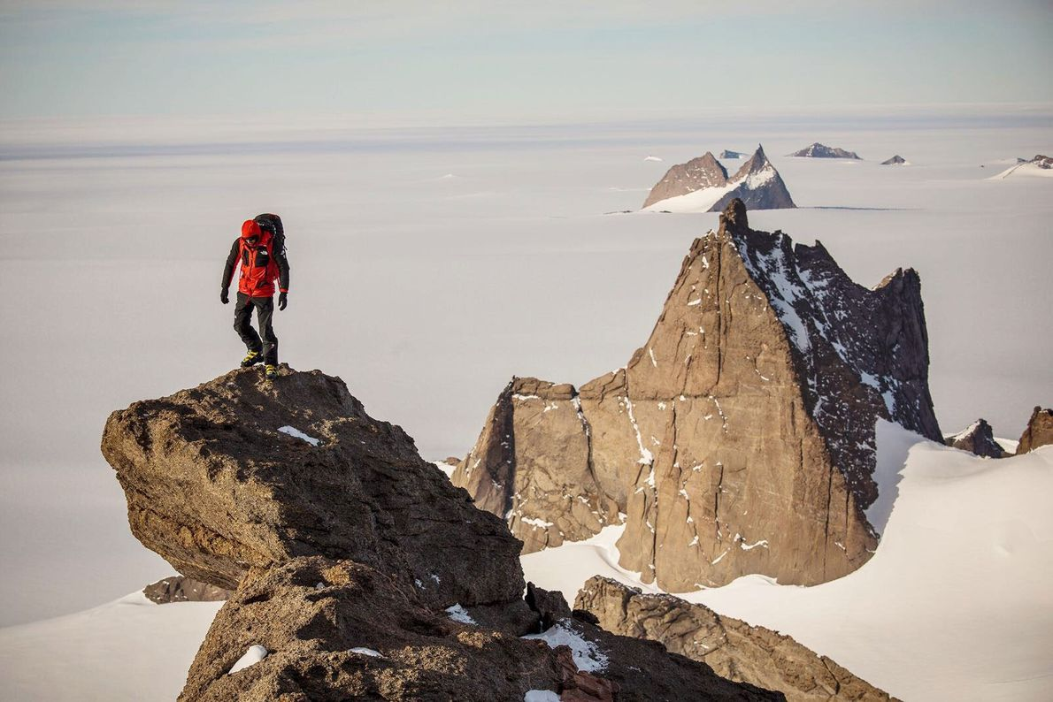 Alex Honnold has logged a lot of big climbing days in Yosemite National Park, located in ...