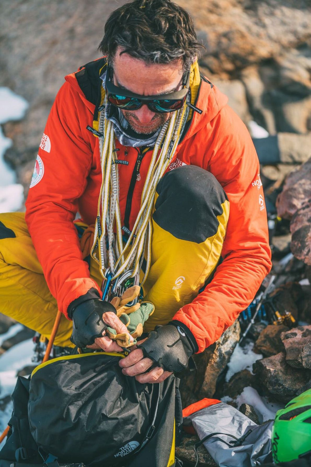 Cedar Wright has held a long-simmering dream of climbing in Queen Maud Land for two decades, ...