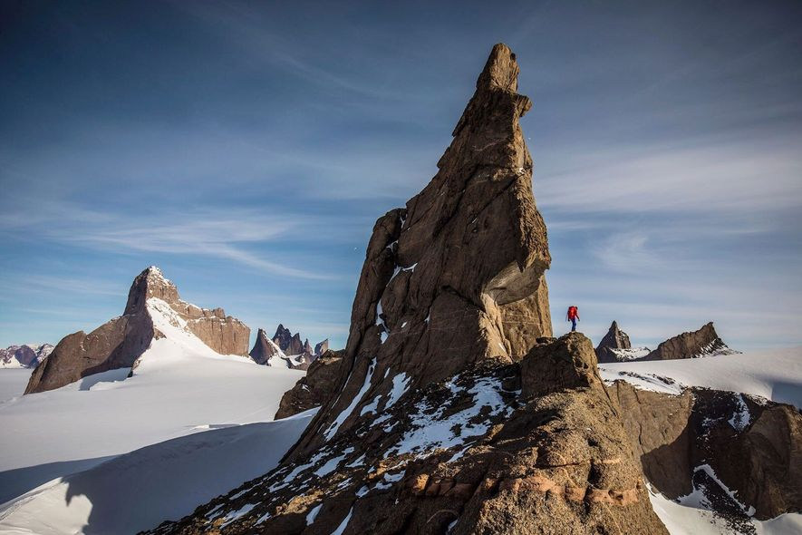 """In a December 9 voice dispatch, Alex Honnold, in his characteristically wry manner, reported, """"The team ..."""