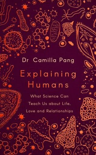 Camilla Pang is the author of An Outsider's Guide to Humans: What Science Taught Me about ...