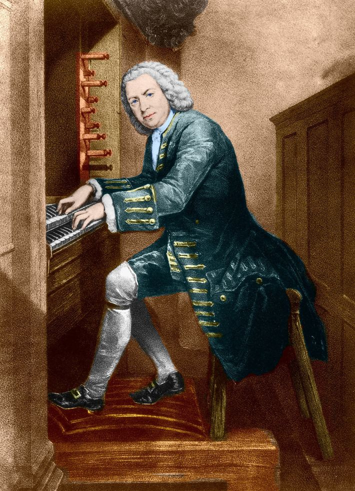 How Bach's anatomy may have handed him greatness | National Geographic