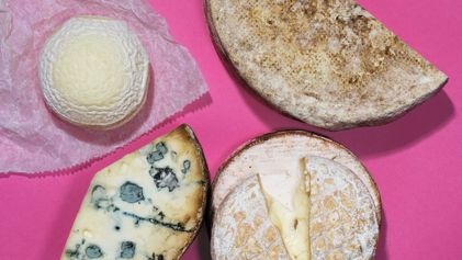 This Scientist Is Unlocking the Mysteries of Cheese
