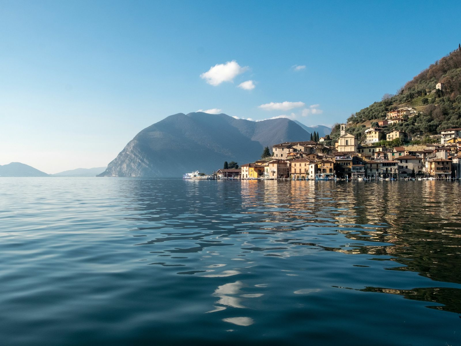 The smallest of Lombardy's four major lakes, Iseo has somehow resisted the limelight focused on such ...
