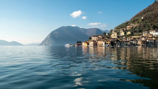 On the shores of Lake Iseo: exploring Italy's lesser-known lake district