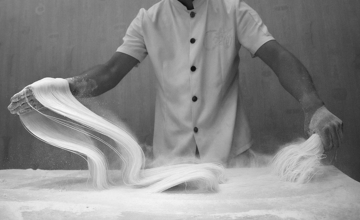 Making Ramen