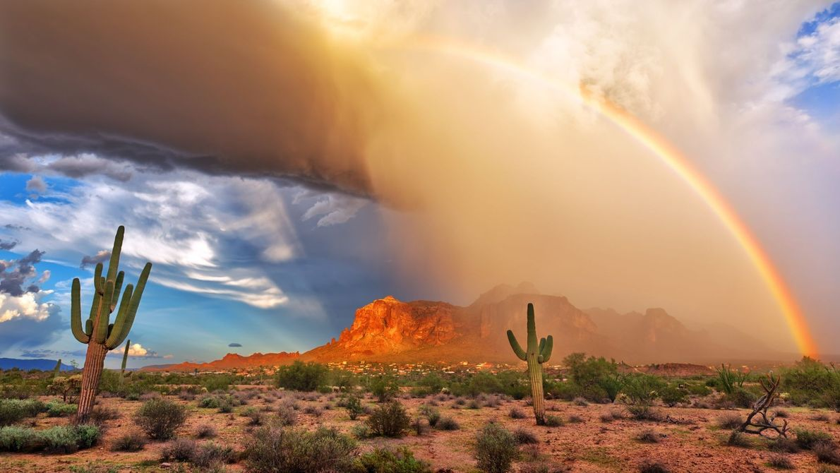 Storms and Superstitions
