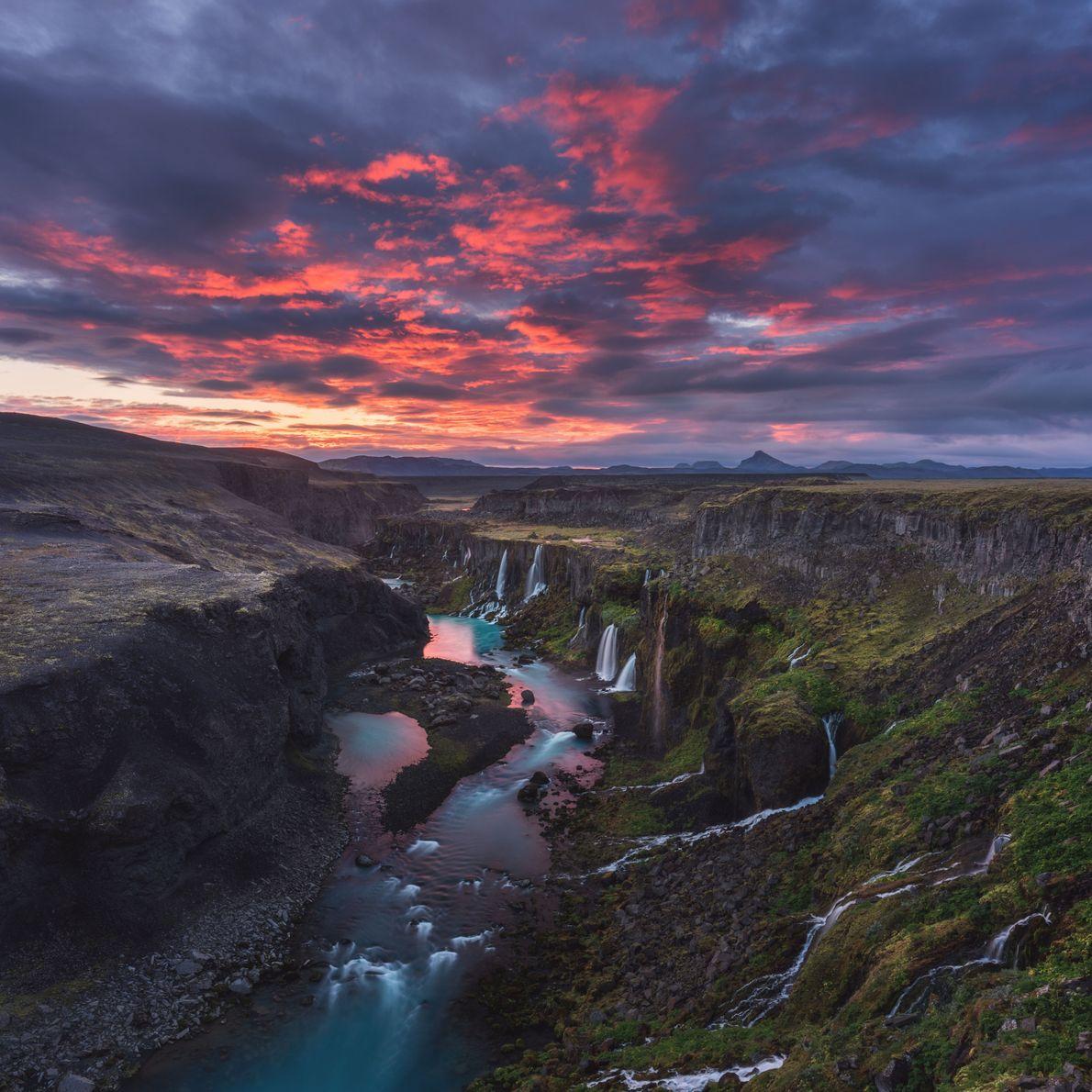 Iceland Oasis