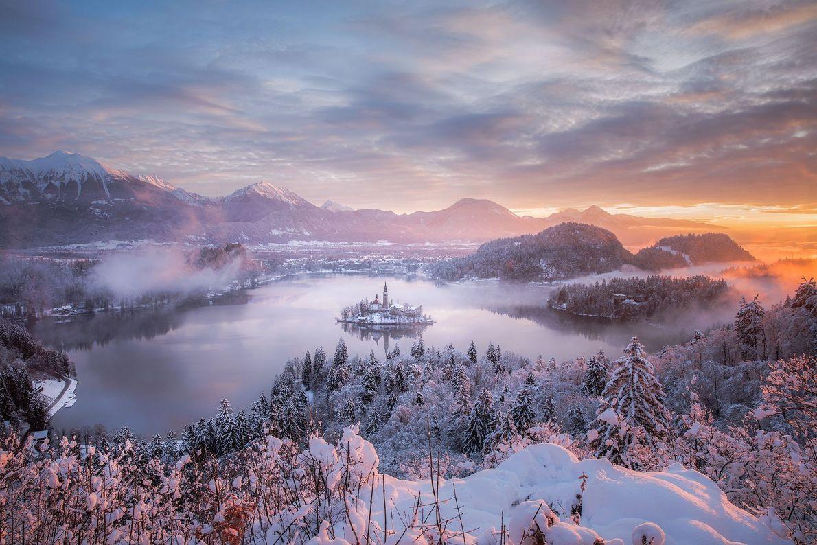 Peaceful Winter