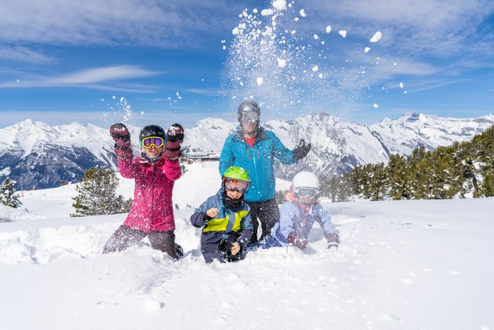 Family fun in the area, whichhas been designated as a Family Destination since 1997.
