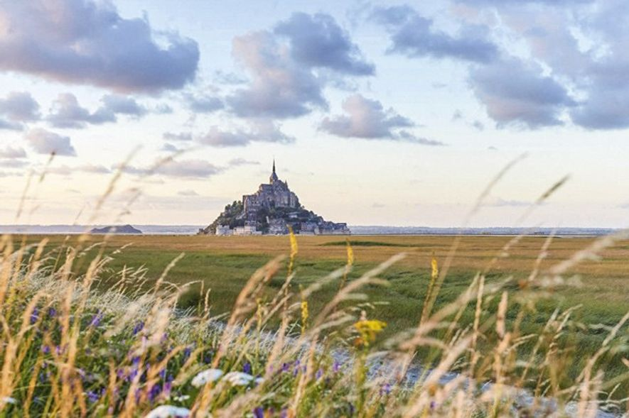 Le Mont Saint Michel. Credit: Alexandre Lamoureux