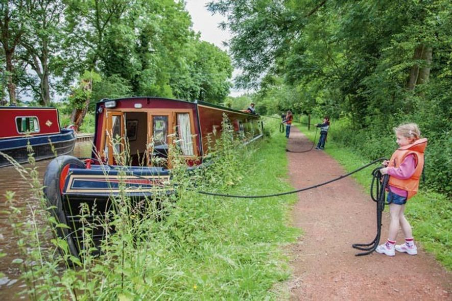 Family: UK canal adventures