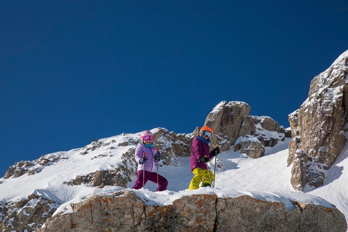 Peak fun: six cool ideas for a family-friendly winter sports getaway