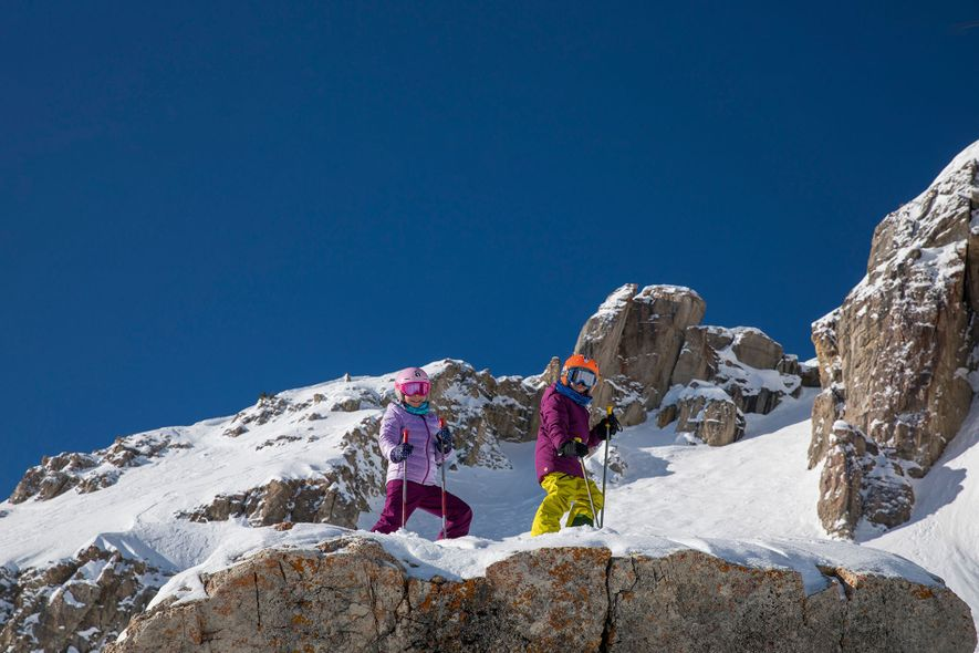 Peak fun: six cool ideas for a family-friendly winter sports getaway