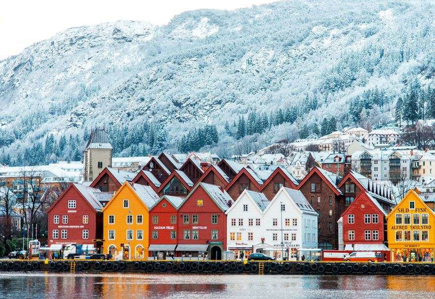 On location: following the trail of Frozen locations across Norway