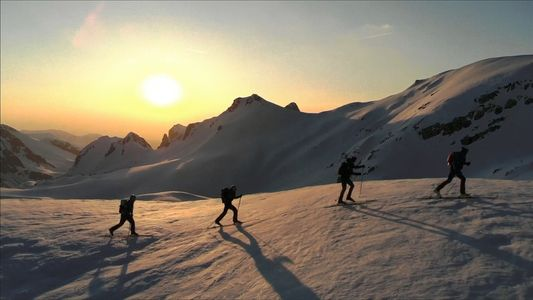 World Record Set for Crossing the Length of the Alps