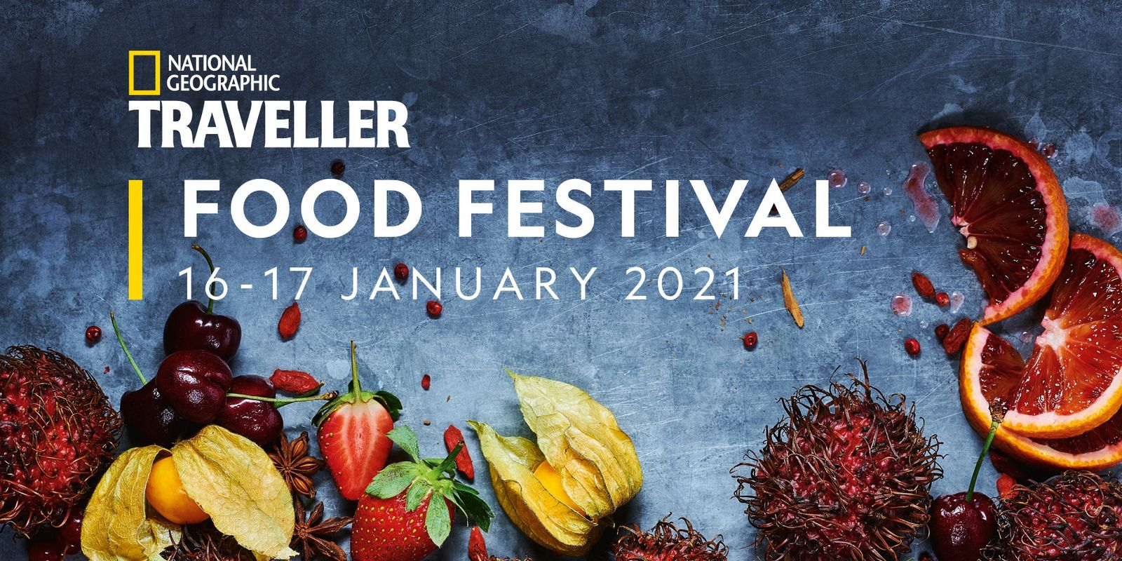 The National Geographic Traveller Food Festival 2021