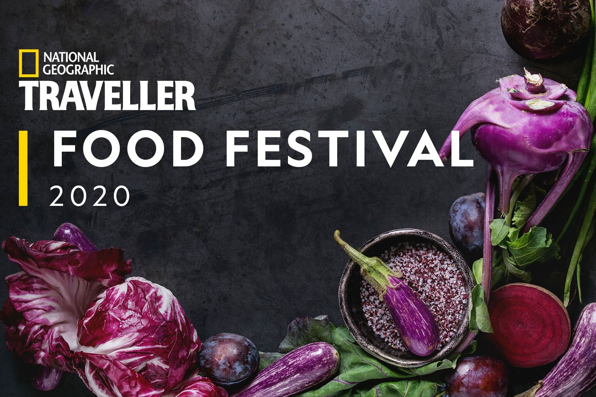 The National Geographic Traveller Food Festival 2020