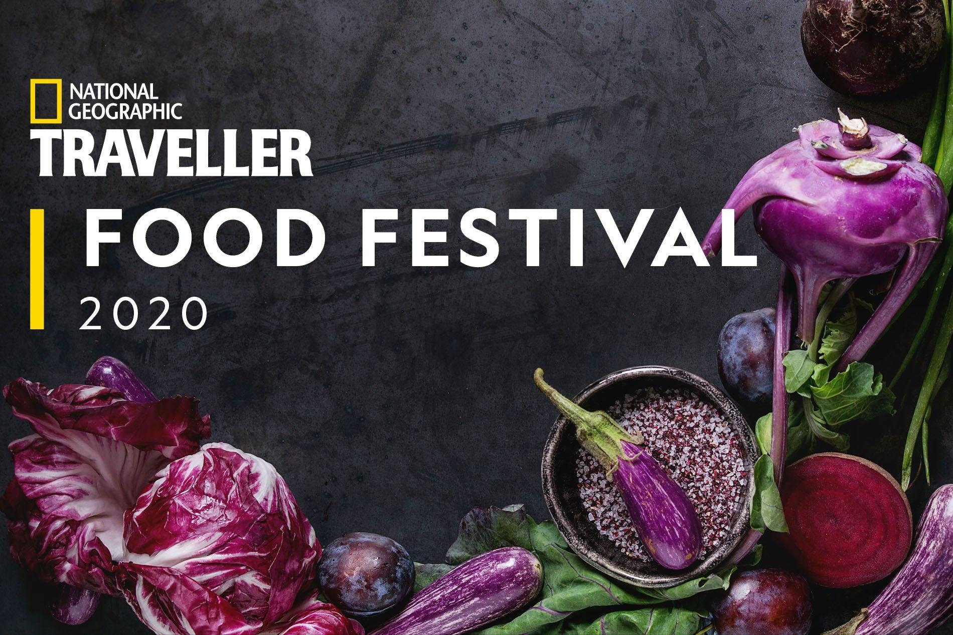 National Geographic Traveller (UK) Food Festival