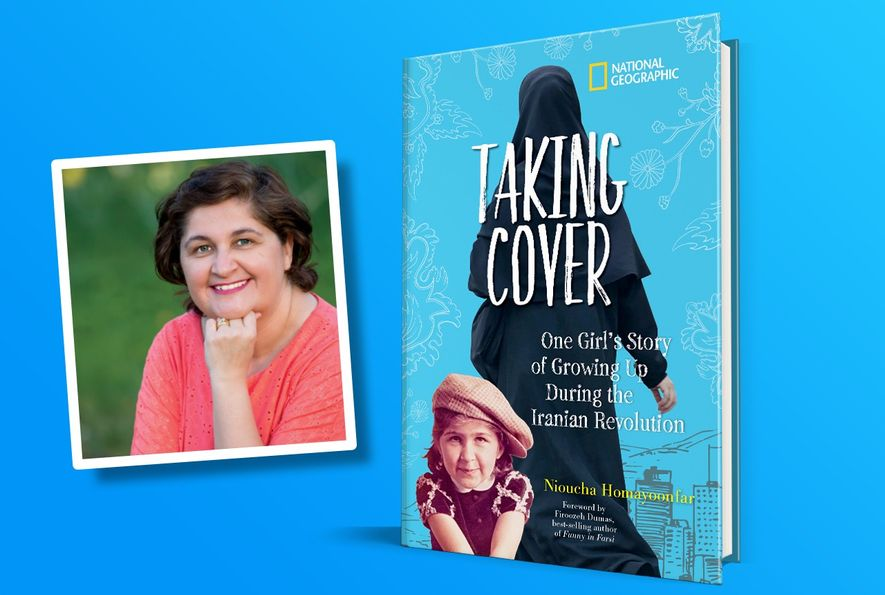 Nioucha Homayoonfar is the author of Taking Cover: One Girl's Story of Growing Up During the ...