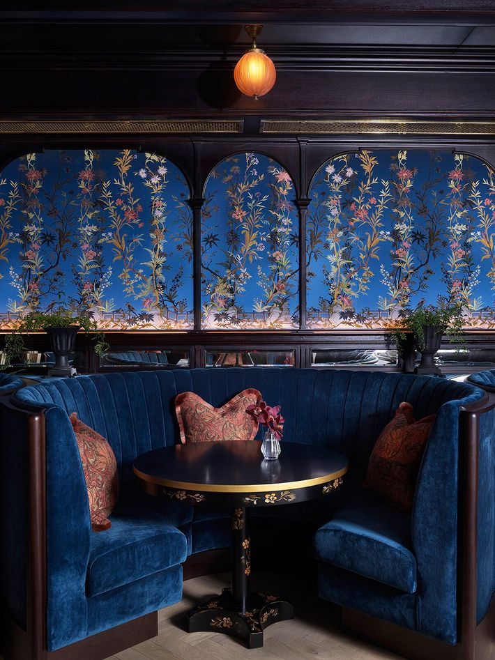 Food aside, NoMad is an early contender for the most beautiful new dining room of the year.