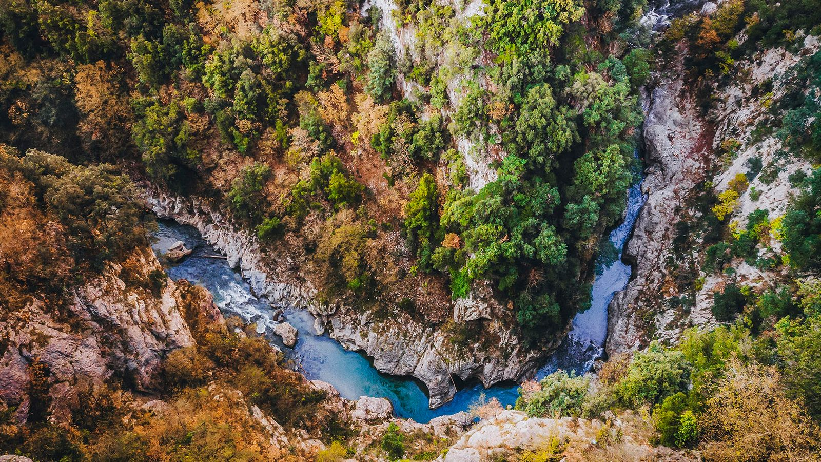 The Lao River is one of the greatest in Europe, and Antonio spent his much of ...