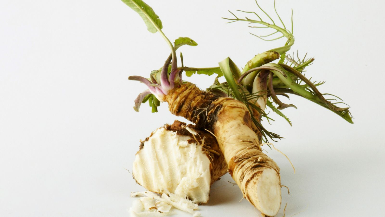 As well as flavour, horseradish is said by some to have health benefits, thanks to the ...