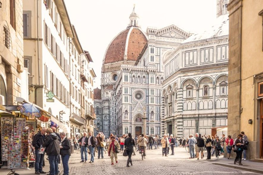 City Life Florence National Geographic